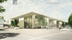 Birmingham Intermodal - Architects rendering