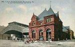 Birmingham Passenger Station
