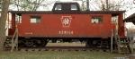 N8 Cabin Car P.R.R.  478194 at Van Wert Historical Museum