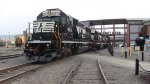 Norfolk Southern Power in Steamtown