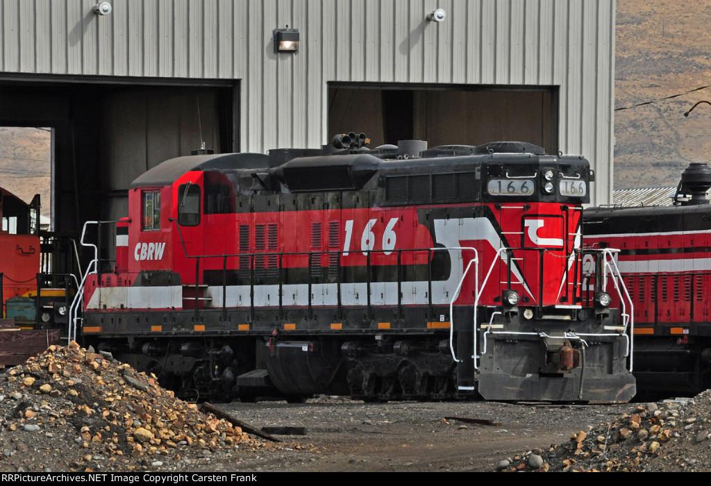 CBRW 166