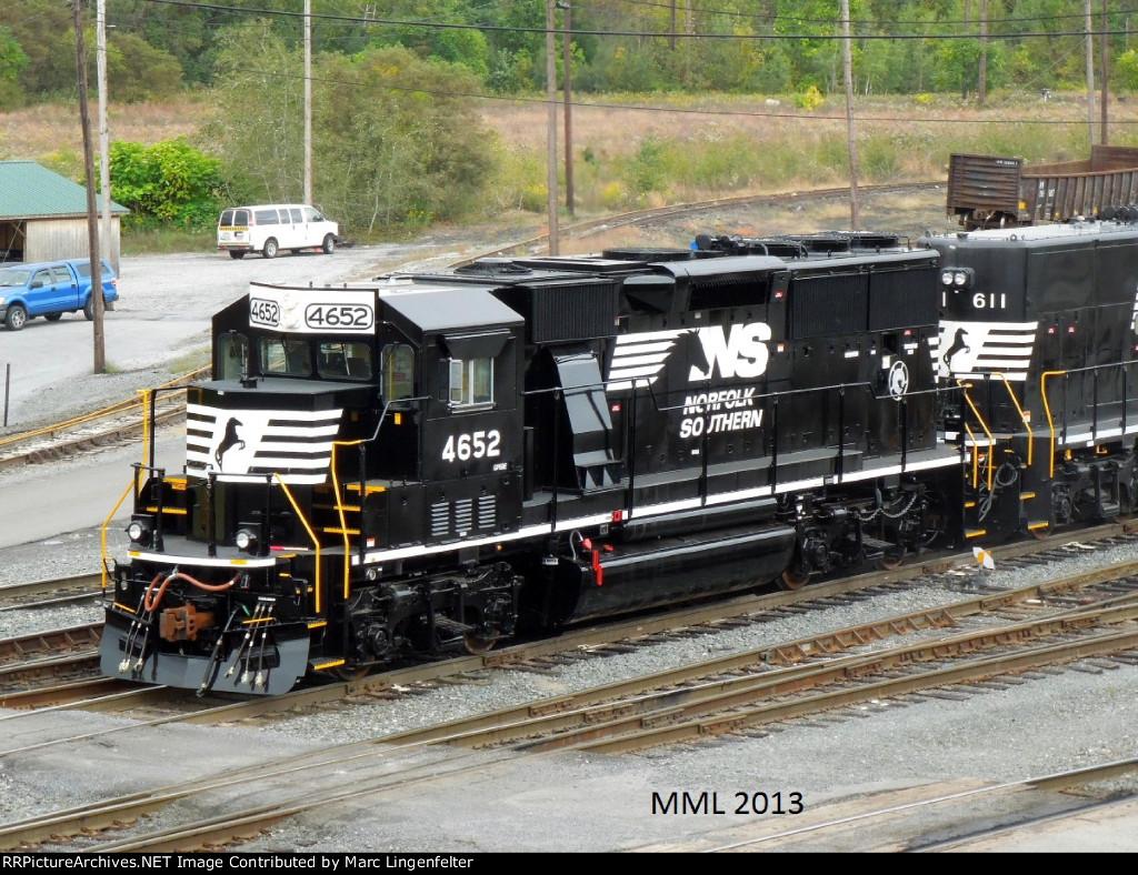 GP59E 4652