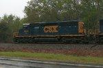 CSX 4031 leading Q609