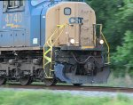 CSX 4740 from Q606