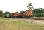 BNSF 7837 & 5863