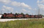 Alco C420 family reunion
