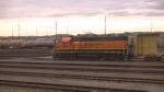 BNSF 2664