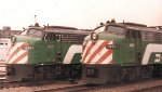 BN 9902 and 9917