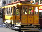 MUNI 578 - The World's Oldest Streetcar