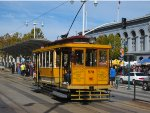 MUNI 578 - The Worlds Oldest Streetcar