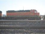 BNSF 1567 in Cheyenne WY