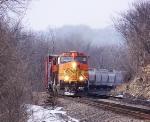 BNSF 5424