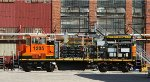 BNSF Hydrogen Powered Switcher #1205