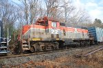Housatonic Railroad 22 GP7u
