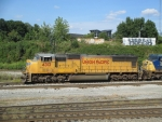 UP 4313 (SD70M)