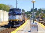 CDTX 2052 Amtrak California Capitol Corridor Train 520
