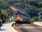 CDTX 8306 Amtrak California San Joaquin Train 716