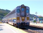 CDTX 8308 Amtrak California San Joaquin Train #716