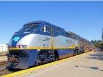 CDTX 2009 Amtrak California Capitol Corridor Train #532