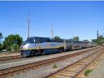 CDTX 2003 Amtrak California Capitol Corridor Train #541