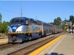 CDTX 2008 Amtrak California San Joaquin Train #713