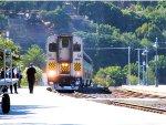 CDTX 6965 Amtrak California Capitol Corridor Train #534