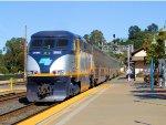 CDTX 2002 Amtrak California Capitol Corridor Train #534