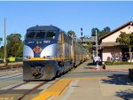 CDTX 2012 Amtrak California Capitol Corridor Train #536