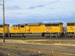 UP 9900 SD59MX Experimental Locomotive