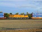 UP 5293 Mid-Train DPU