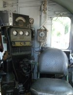Cab of CNJ GP7 1524