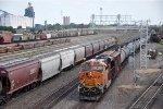 DPU shoves crude loads east