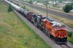 NS Heritage unit leads crude oil empites