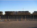 UP 7887 in Cheyenne WY