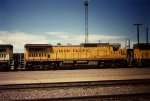 UP 9213 Right Side - C40-8 - Laramie WY
