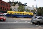 San Francisco Market Street Railway #1010