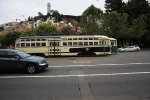 San Francisco Market Street Railway #1056