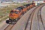 BNSF 6935 West