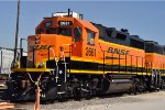 BNSF 2681 In The Yard Next To The Road Open Game