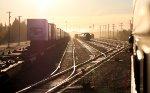 Alaska Railroad freight yard