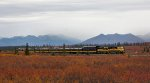 Highest point on the Alaska Railroad