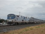 Amtrak #6 at McClellan