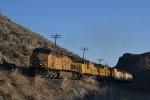 Lumber train