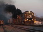 Mar 2, 2006 - Train 139 smokes up track 2