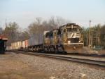 Mar 22, 2006 - NS 7120 leads train 213