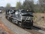 Mar 25, 2006 - NS 8901 leads train 140
