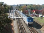 October 30, 2011 - Amtrak 148 leads train 09N