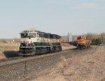 BNSF 9520