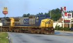 CSX vs the Colenel