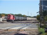 CP Rail 4439 in Brookings, SD